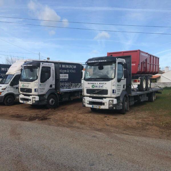 Nuno Montez Lda - Transportes e Mudanças