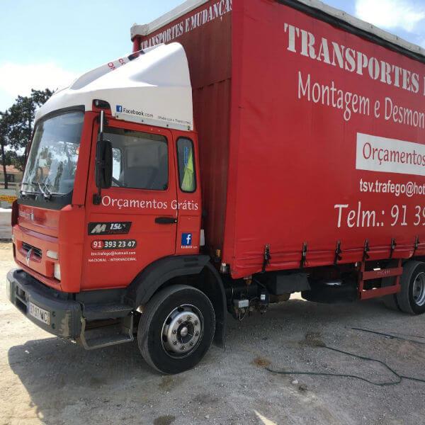 Nuno Montez - Transportes e Mudanças